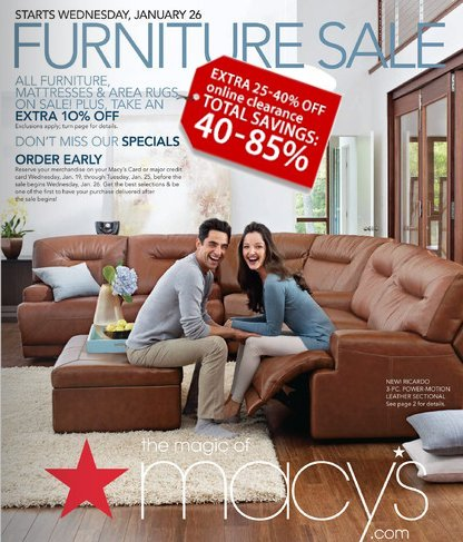 Image Gallery Macy 39 S Furniture Sale